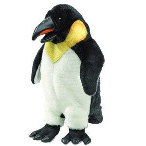 Folkmanis handpoppen en poppenkastpoppen Folkmanis handpop Pinguin