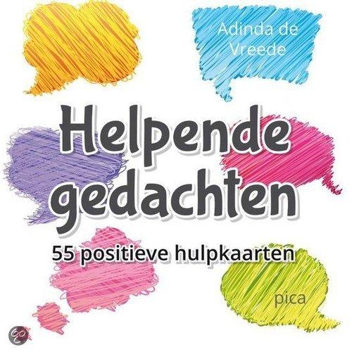Pica Uitgeverij kinderboeken Uitgeverij Pica Helpende gedachten