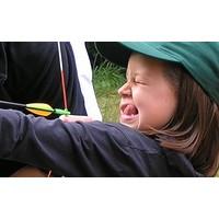 Kinderbogen en kinderkruisbogen
