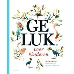 Lannoo kinderboeken Geluk voor kinderen - boek