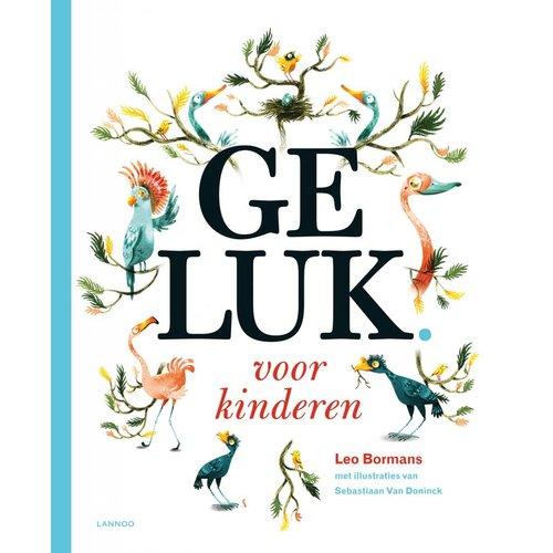 Lannoo kinderboeken Lannoo Geluk voor kinderen