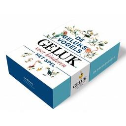 Lannoo kinderboeken Lannoo De Geluksvogels - Geluk voor kinderen het spel
