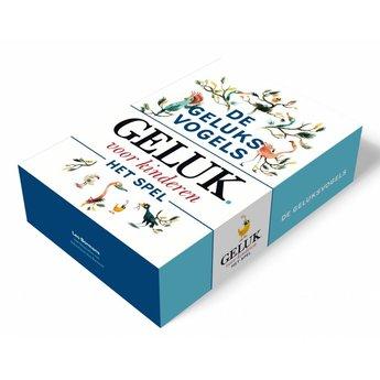 Lannoo kinderboeken Geluk voor kinderen - het spel de Geluksvogels