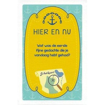 Uitgeverij Koppenhol B.V. Schatgravers een avontuurlijk kaartspel dat verbindt, inspireert en raakt!