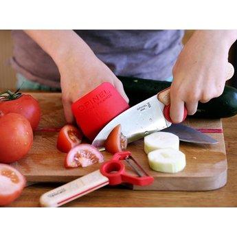 Opinel (kinder)zakmessen Le Petit Chef - kinderkookmessen