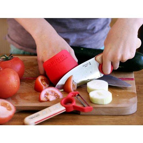 Opinel (kinder)zakmessen Opinel Le Petit Chef - kinderkookmessen