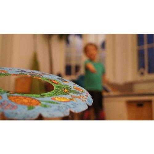 TicToys ecologisch beweegspeelgoed Myroodi - Indoor Frisbee