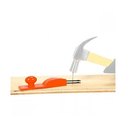 Toolkid® Spijkerhouder, handig kindergereedschap voor veilig timmeren