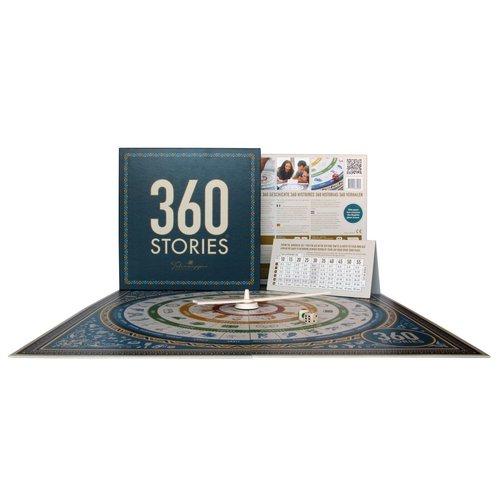 Taleswapper 360 stories 360 Stories - een cošperatief verhalen vertelspel. Ook verkrijgbaar in Duitse en Engelse versie
