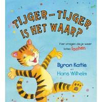 Uitgeverij Koppenhol Tijger Tijger is het waar?