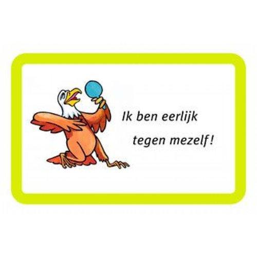 Dubbelzes educatieve spellen Eigenwijsjes - coachkaartjes voor kinderen en volwassenen