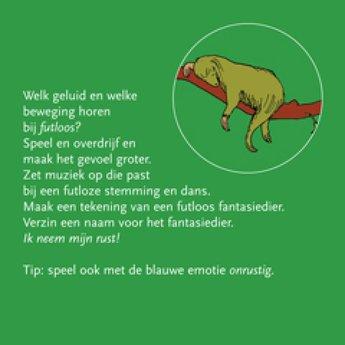 Uitgeverij Ank Hermes kinderboeken Krachtkaarten voor kinderen - Helen Purperhart