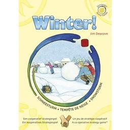 Sunny games - Zonnespel - coöperatieve spellen Winter, een coöperatief spel