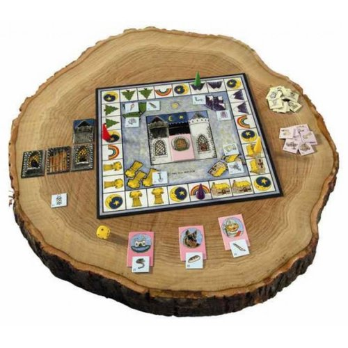Sunny games - Zonnespel - coöperatieve spellen Prinses Coöperatief spel