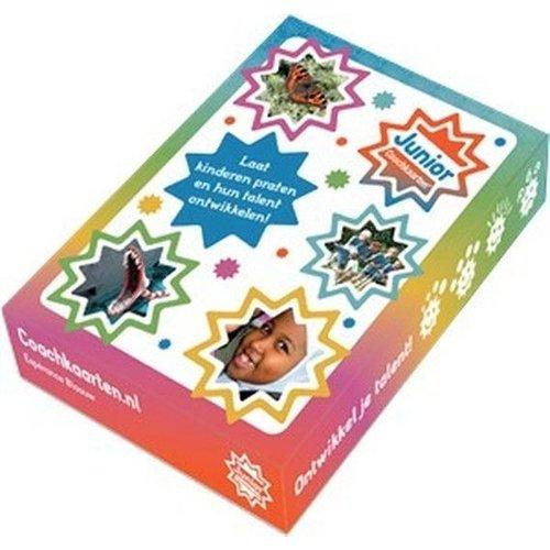 Pica Uitgeverij kinderboeken Uitgeverij Pica Junior Coachkaarten