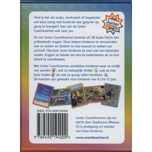 Pica Uitgeverij kinderboeken Junior Coachkaarten voor kinderen