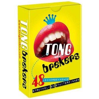 Dubbelzes educatieve spellen Tongbrekers, een ideaal spel voor mondelinge vaardigheid