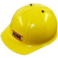 Kids at work Gele helm voor kinderen