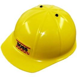 Kids at work kindergereedschap Kids at work Gele helm voor kinderen