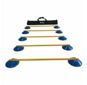 Agility Sports Horden Set - 5 Horden - Blauw