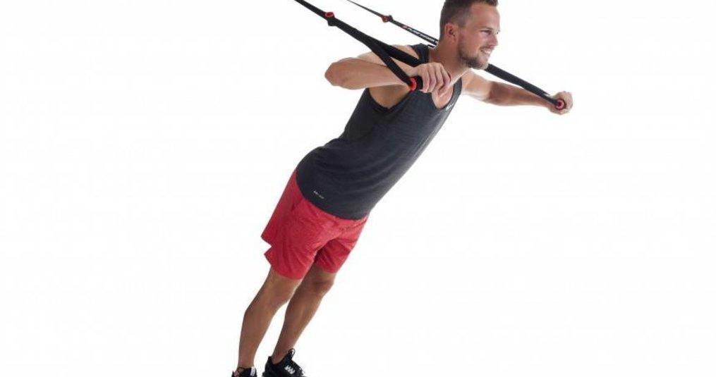 Tips: Hoe gebruik je een Suspension Trainer?