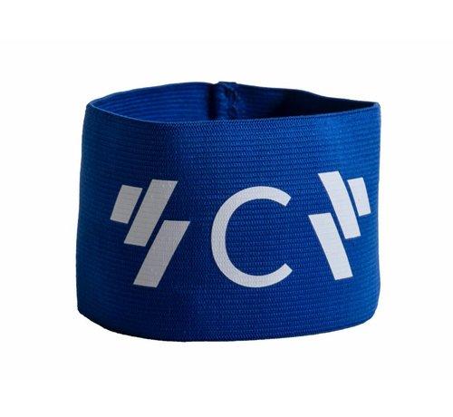 Agility Sports Aanvoerdersband captain 'C' blauw