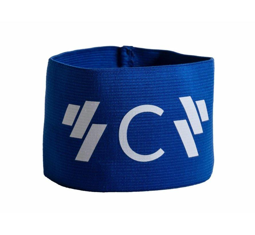 Aanvoerdersband captain 'C' blauw
