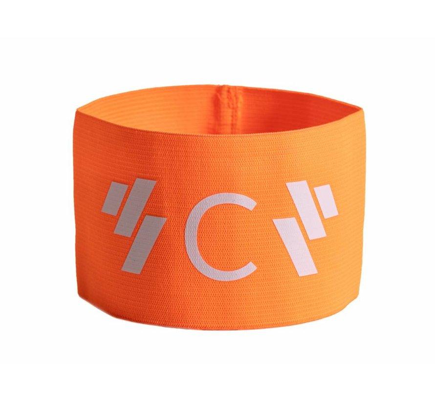 Aanvoerdersband captain 'C' oranje