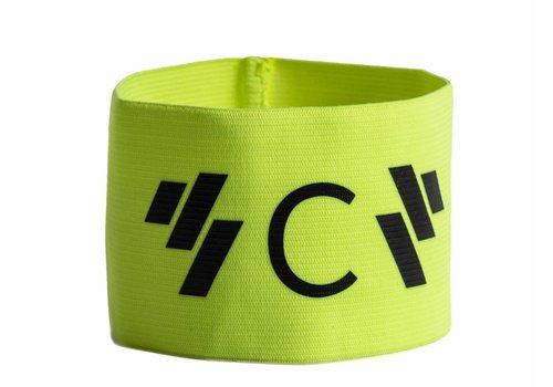 Agility Sports Aanvoerdersband captain 'C' geel