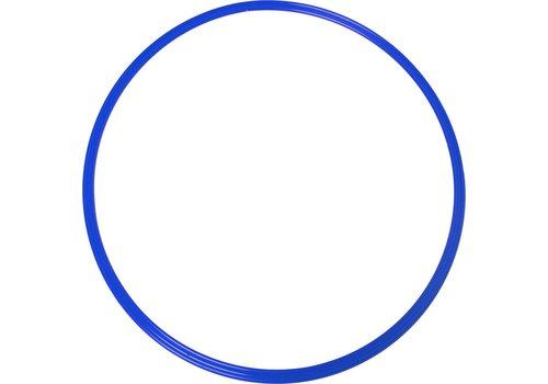 Agility Sports coördinatie hoepel 48 cm blauw 5 stuks