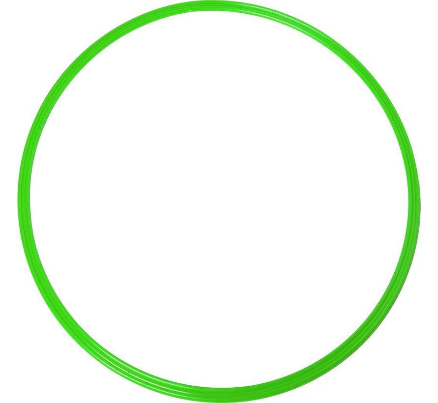 coördinatie hoepel 48 cm groen 5 stuks
