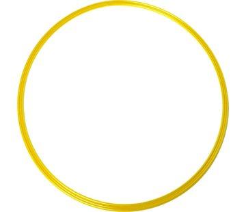 Agility Sports coördinatie hoepel 48 cm geel 5 stuks