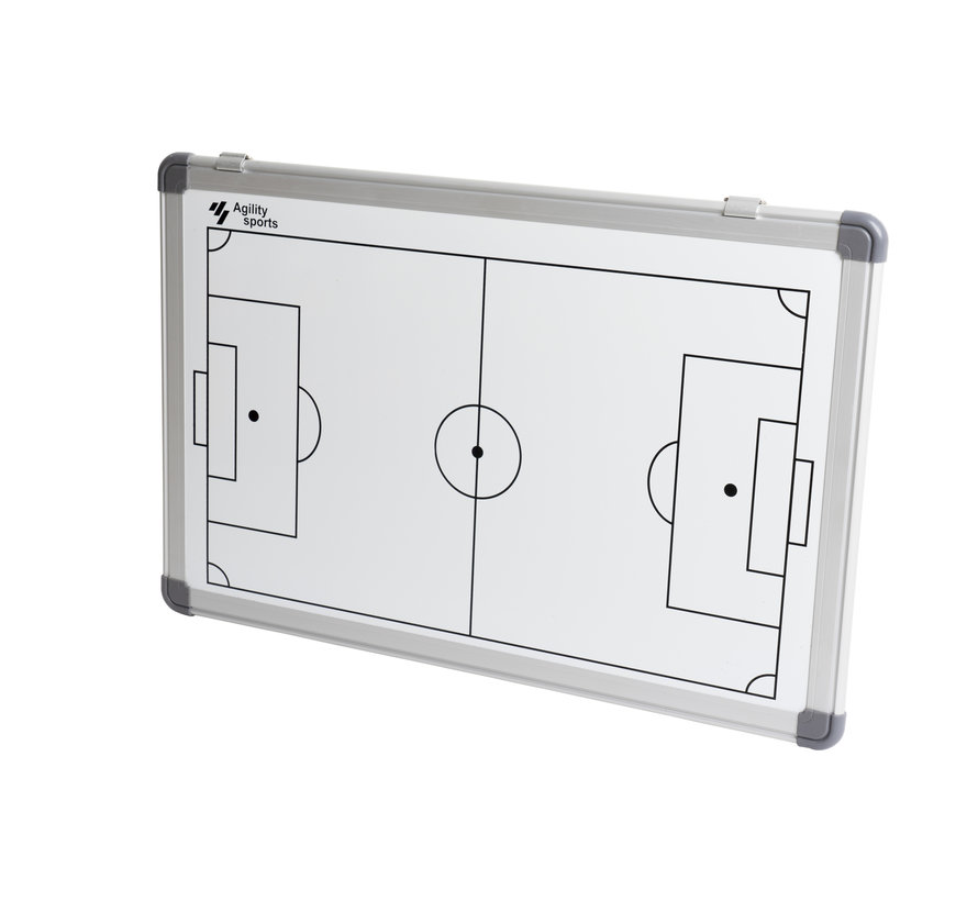 coachbord voetbal 30 X 45 cm