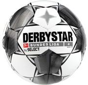 Derbystar Bundesliga Magic TT Voetbal, wit zwart grijs, 5