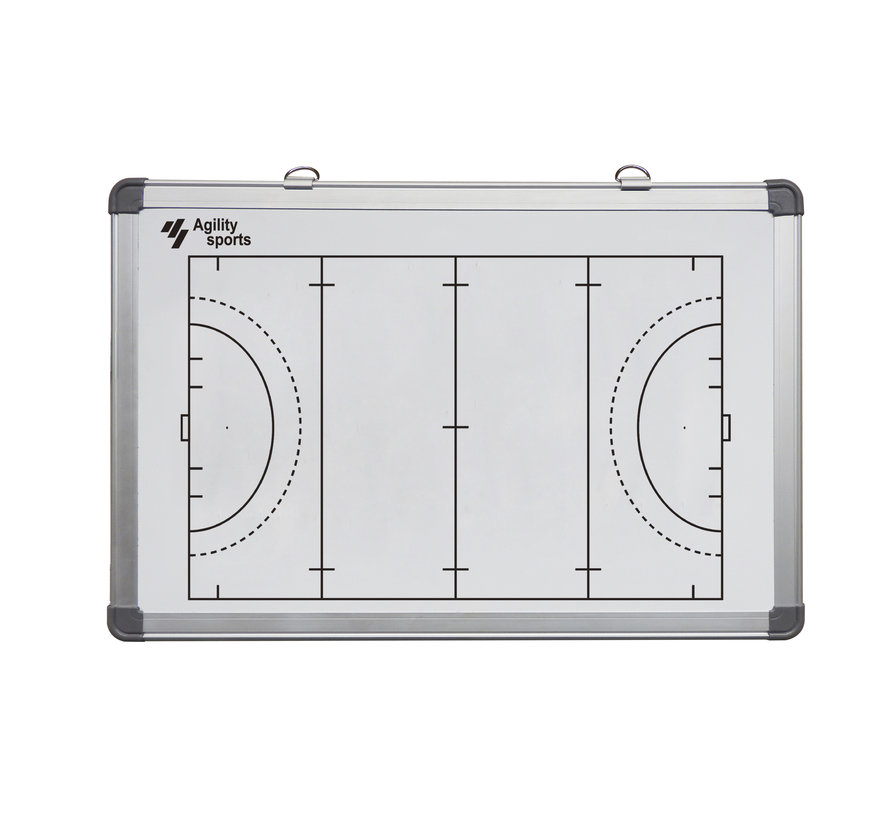 Agility Sports coachbord 30 x 45 hockey
