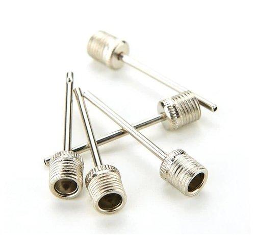 Balnaalden 5 stuks / ballenpomp naald - 8 mm