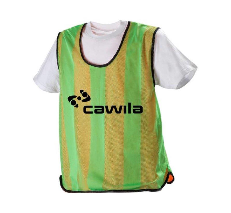 duplex junior hesje/overgooier groen/oranje