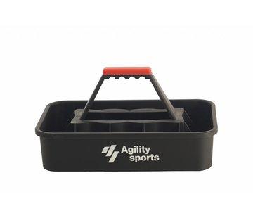 Agility Sports bidonkrat voor 12 Bidons