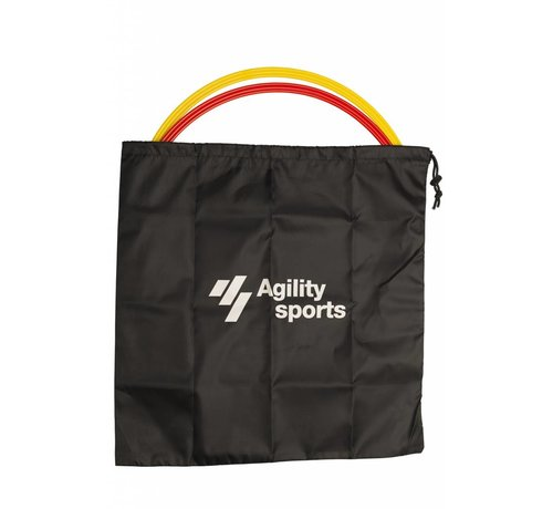 Agility Sports Coördinatie hoepel tas