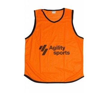 Agility Sports hesje oranje