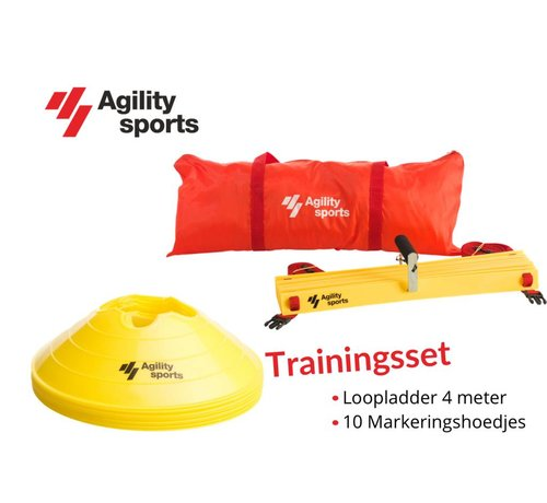 Agility Sports Trainingsset Geel