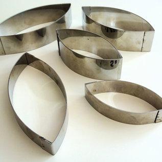 Javaantje 10-4,5 cm. RVS