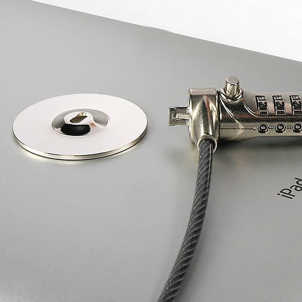 Anti-diefstalslot voor iPad en tablet