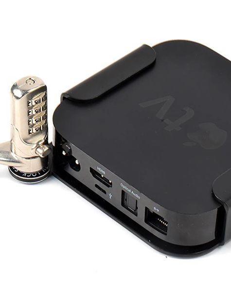 Anti-theft lock for Apple TV