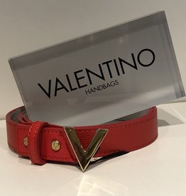 Valentino Valentino riem rood