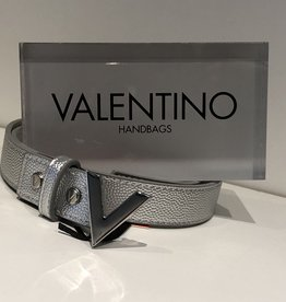 Valentino Valentino riem zilver