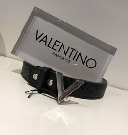 Valentino Valentino riem zwart