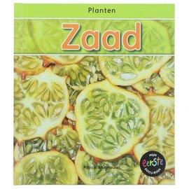 Mijn eerste docu-boek - Planten - Zaad
