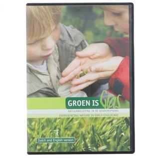 DVD Groen is gras Engelse versie