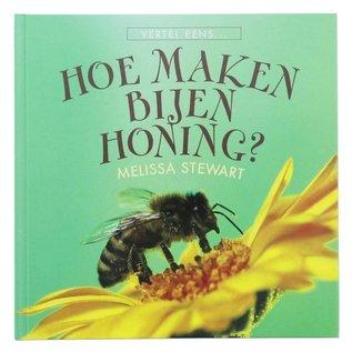 Hoe maken bijen honing